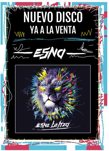Esne Beltza Nuevo disco