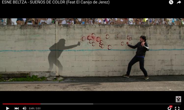 """Videoclip """"Sueños de color"""""""