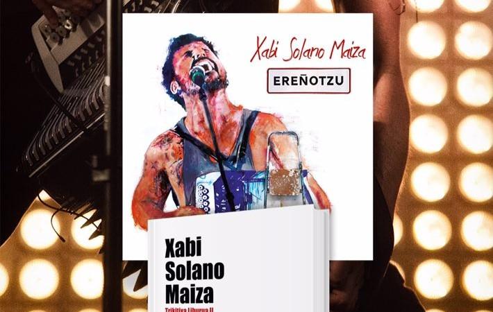 Nuevo disco+libro de Xabi Solano