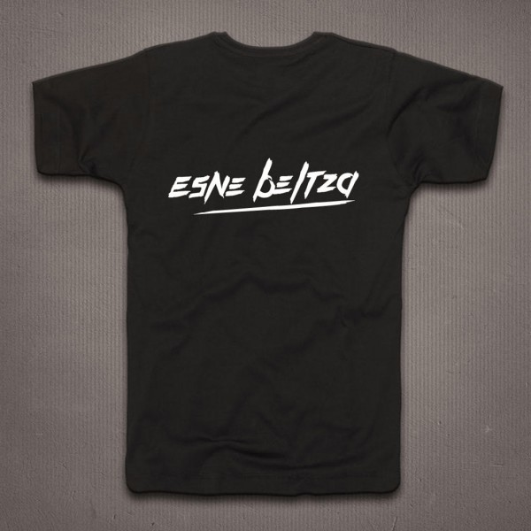esnebeltza-t-shirt-black-name